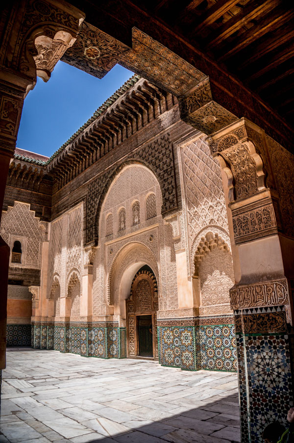 The amazing Ben Youseff Medersa